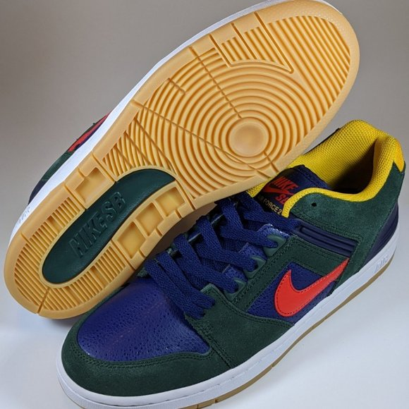 nike sb air force 2 low rugby